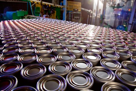 Aluminium beverage can recycling at 74%