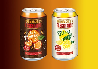 Ardagh unveils matte effect cans for Krombacher's Fassbrause